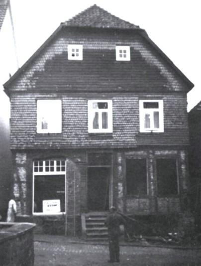 Renovierung 1960
