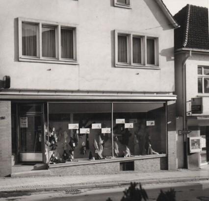 Schaufenster 1969