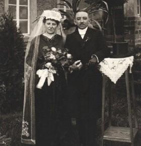Hochzeit Anna und Heinrich Hannibal