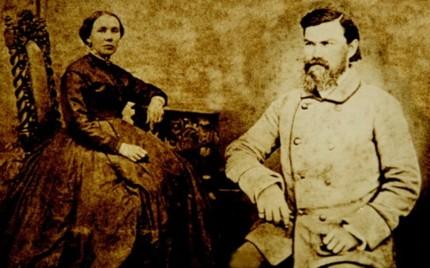 Anna und Johannes Vornbäumen