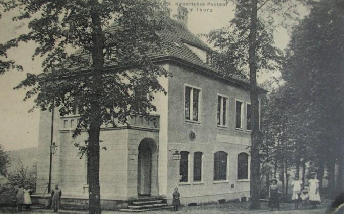 Kaiserliches Postamt Iburg