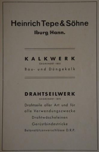 Anzeige 1957