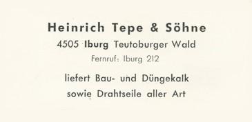 Anzeige 1965