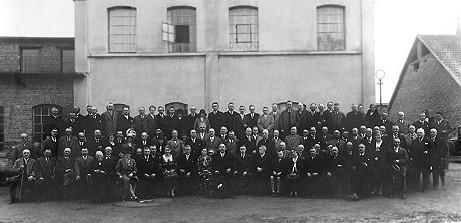 Belegschaft 1930