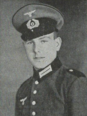 Unteroffizier Carl Pohlmann (24.08.1925 - 02.08.1944)