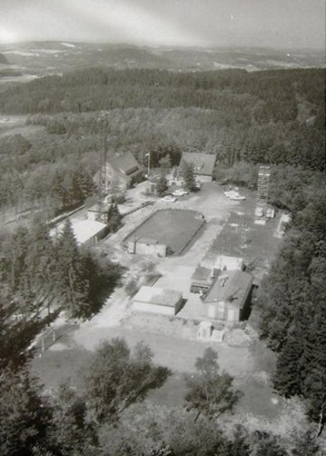 Luftbildaufnahme 1978