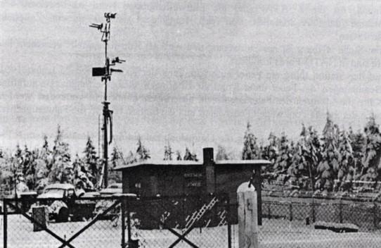 Feldhaus im Januar / Februar 1963
