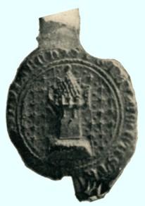 Siegel der Iburger Burgmannschaft