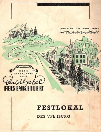 Gewerbliche Werbung 1962