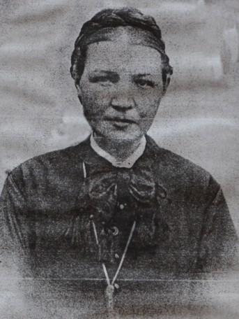 Alwine Eymann (1845 - 1920)