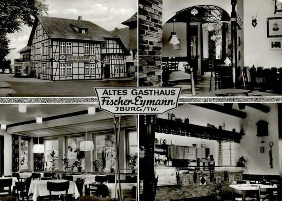 Ansichtskarte, gelaufen im August 1968