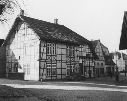 Gasthaus Eymann, 1945