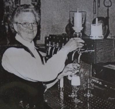 Maria Fischer im Jahre 1999