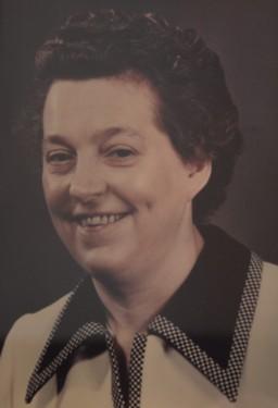 Maria Fischer (1924 - 2011)
