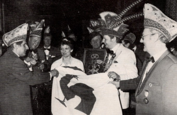 Prinzenproklamation 1984
