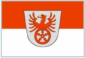 Flagge der Stadt Bad Iburg