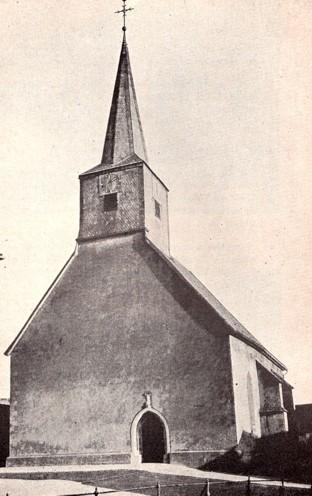 Fleckenskirche um 1965