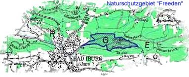 "Naturschutzgebiet ""Freeden"""