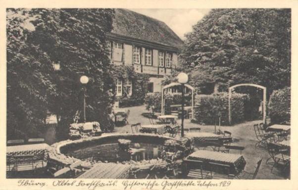 Postkarte, gelaufen 1941