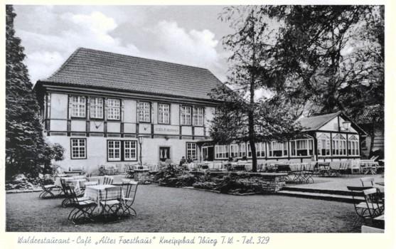 Postkarte, um 1957