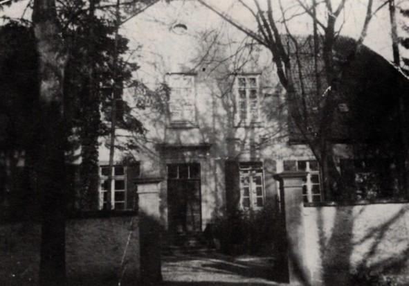 Gografenhof um 1916