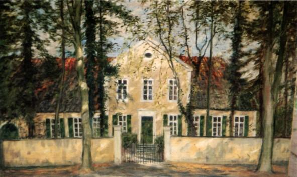 Gografenhof um 1928