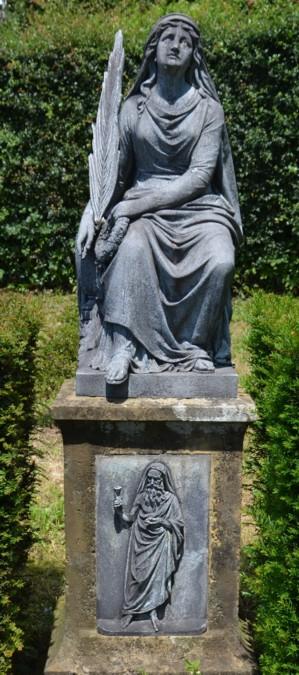 Grabstätte Bürgermeister Caspar Pohlmann