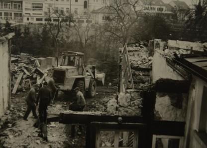Hausabriss 1969