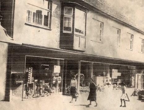 Geschäftshaus 1956