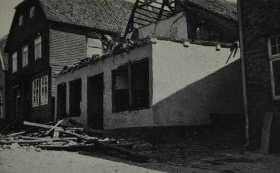 Abriss Heuer 1935