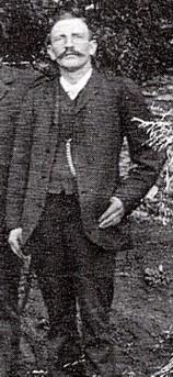 Heinrich Heuer, um 1891
