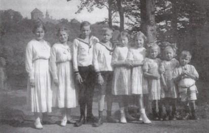 Kinder Familie Dütting