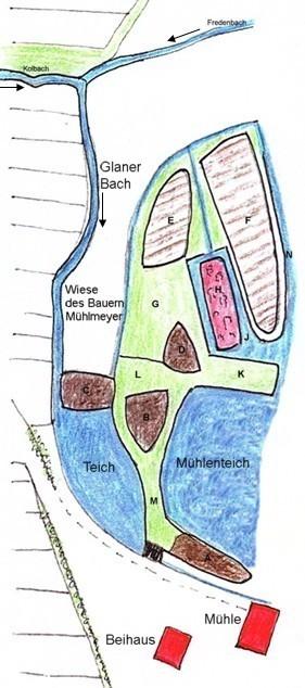 """Vererbpachtung der obersten Mühle vor Glane"", NLA OS Rep. 556 Nr. 1068"