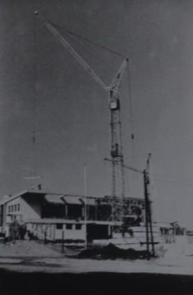 Neubau des Kurhauses