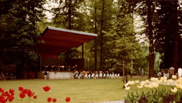 Musikpavillon im Kurgarten