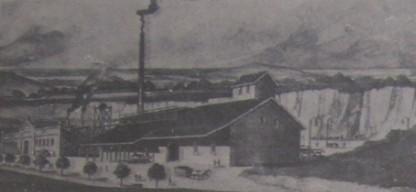 Kalkwerk 1925