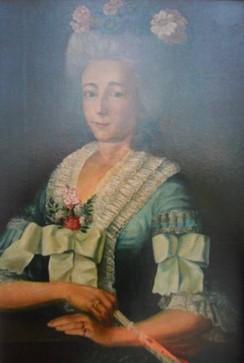 Anna Margarete Lamby, geborene Troemer