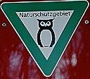 Naturschutzgebiete sind rechtlich streng geschützt!