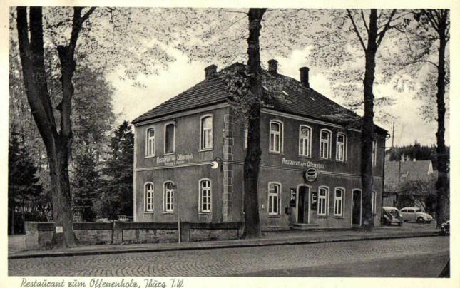Postkarte aus dem Verlag M. Wilk, Vörden