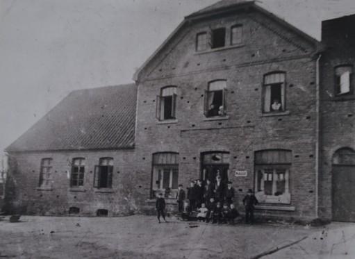 Anwesen Pohlmann am Thie, Glane Nr. 19