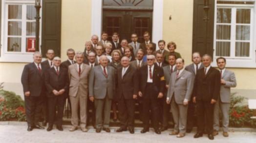 Rat und Verwaltung, 1968