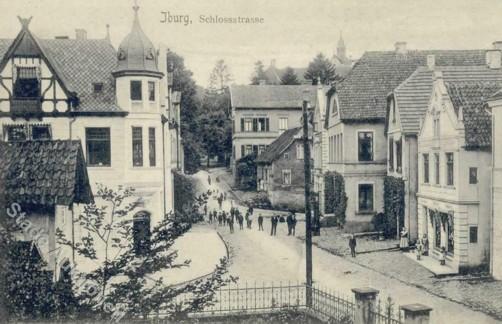 Postkarte, um 1905