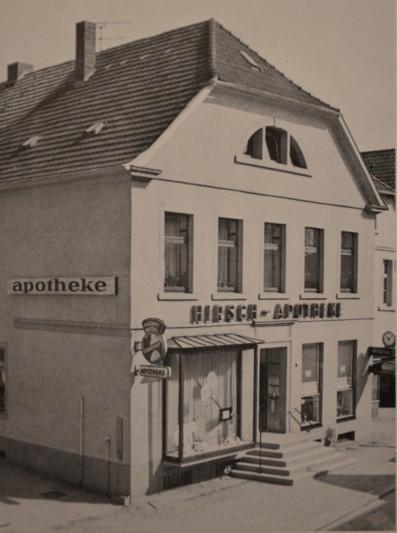 """""""Hirsch-Apotheke"""", 1971"""