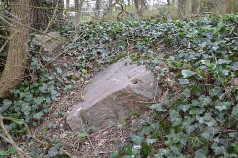 Reste des ehem. Kaiser-Wilhelm-Denkmals