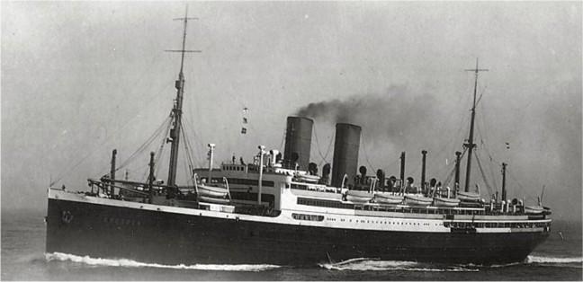 "Dampfschiff ""Dresden"""