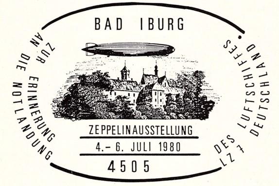 Sonderstempel 1980