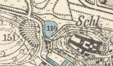 Meßtischblatt 2079